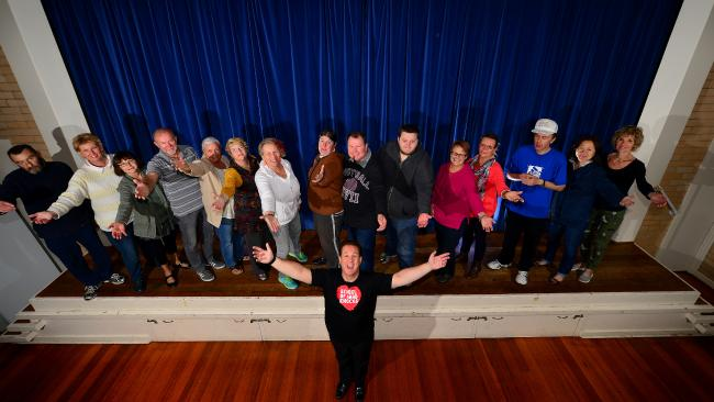 Frankston choir gives voice to disadvantaged and homeless