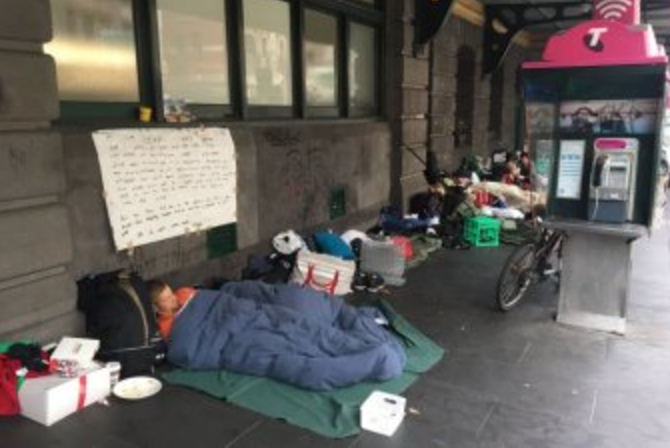 The Homeless Project