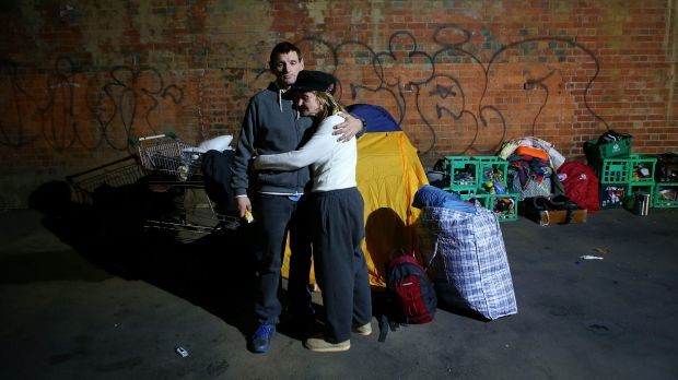 New $45 million Victorian plan to 'break cycle' of homelessness